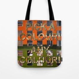 Postmodernism 07b Tote Bag