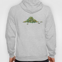 Pile of leaves Hoody