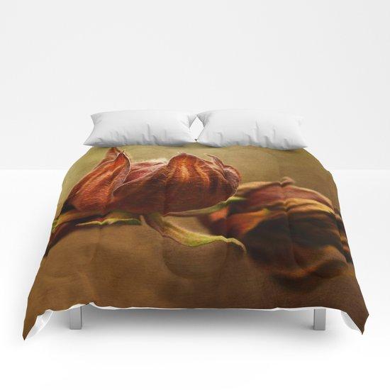 Autumn glow Comforters