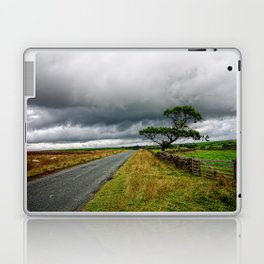 The road ahead Laptop & iPad Skin