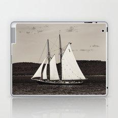 Sailing The Basin Laptop & iPad Skin