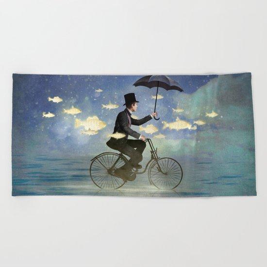The Fellowship Beach Towel