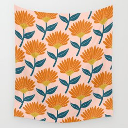 Floral_pattern Wall Tapestry