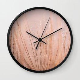 Bellini Days Wall Clock