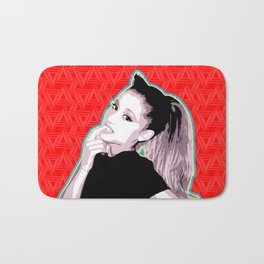 Ariana | Pop Art Bath Mat