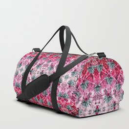 Jungle Eye Grid - Symmetry Duffle Bag
