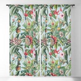 Tropical Paradise VI Blackout Curtain