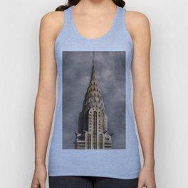 The Chrysler Building Unisex Tank Top