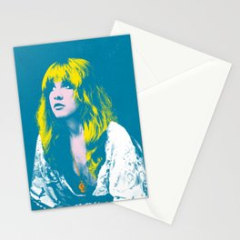 Gold Dust Woman - Stevie Nicks Stationery Cards