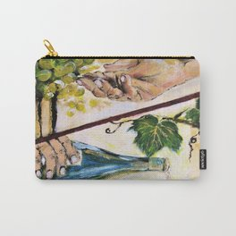 vintage Carry-All Pouch