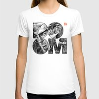 doom T-shirts featuring DOOM by Jonathan Bruns Fine art