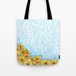 Cantharellus noumeae coral Tote Bag