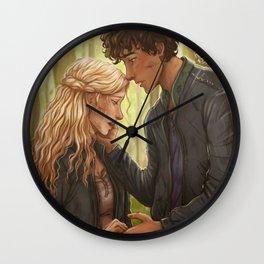 Season 1 Bellarke Wall Clock