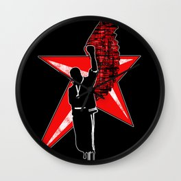 Left Wing Lifestyle Wall Clock