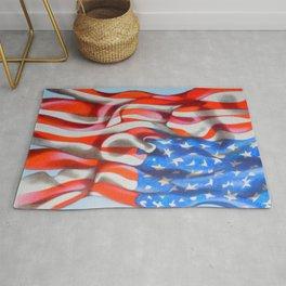 United States of America Rug