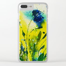 Edgefield Glow No.1 by Kathy Morton Stanion Clear iPhone Case