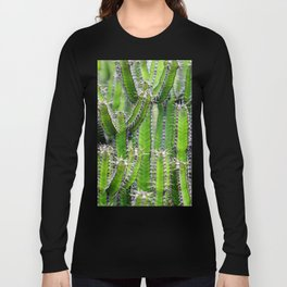 Cactus Mania Long Sleeve T-shirt