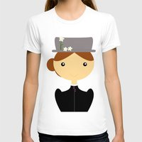 mary poppins T-shirts featuring Mary Poppins by Creo tu mundo