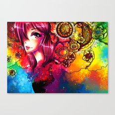 FLOWER II Canvas Print