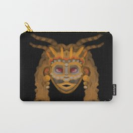 The Mask Within Carry-All Pouch