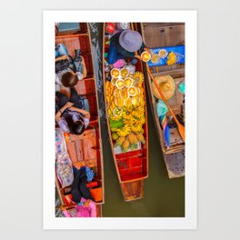 Bangkok, Thailand Art Print