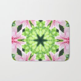 Flowering Bath Mat