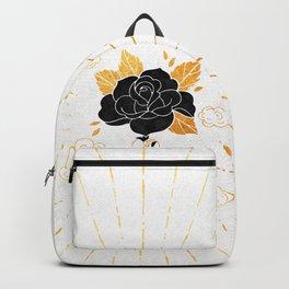 Black Rose Inktober :: Your Psyche Backpack