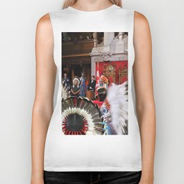Native Senate Biker Tank