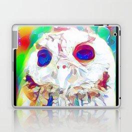 Rainbow Owl Laptop & iPad Skin