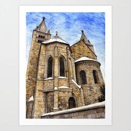 Saint George's Basilica Art Print