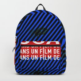 Made in USA Backpack