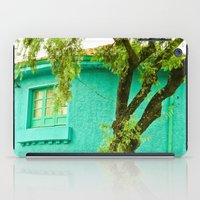 colombia iPad Cases featuring COLOMBIA BOGOTA TYPICAL HOUSE by Alejandra Triana Muñoz (Alejandra Sweet