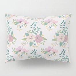 Spring pattern Pillow Sham