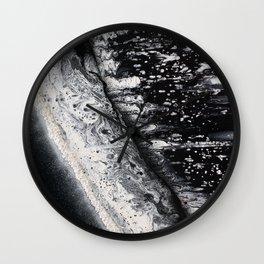 Luna Scura Wall Clock