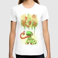 yoshi T-shirts featuring Yo Yoshi! by Krissy Diggs