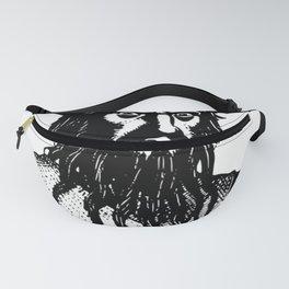 Blackbeard the pirate Fanny Pack