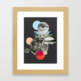multiverse Framed Art Print