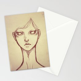 Alienated Stationery Cards