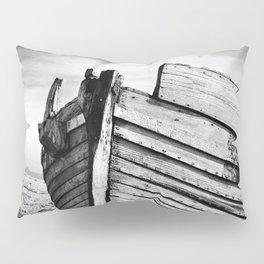 An old wreck Pillow Sham