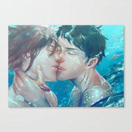 SouRin (Free!) Canvas Print