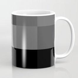 Pixels: Monochrome II Coffee Mug