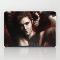 supernatural iPad Cases featuring Supernatural by PiccolaRia