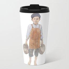Bucket Boy Travel Mug