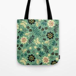 As flores do seu jardim Tote Bag