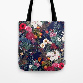 Midnight Garden VI Tote Bag