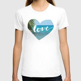 Gotta Love That View - Tropical Paradise T-shirt
