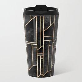 Black Skies Metal Travel Mug