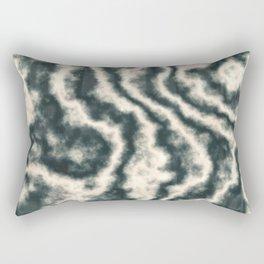 Dark Emerald N2 Rectangular Pillow