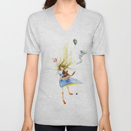 HOLD ON TOTO Unisex V-Neck