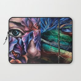 Painting Collage Laptop Sleeve